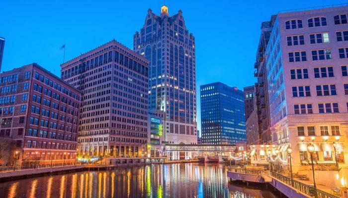 Milwaukee city