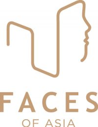 faces asia golden logo